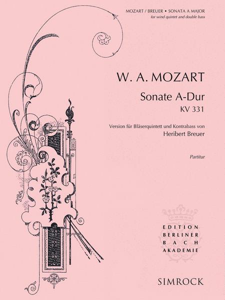 Sonata in A Major, K. 331