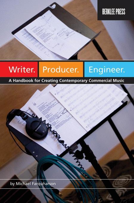 Writer. Producer. Engineer.