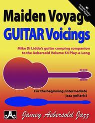Vol. 54 Maiden Voyage Guitar Voicings