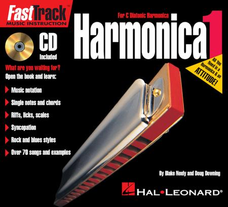 FastTrack Mini Harmonica Pack