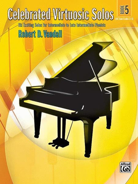Celebrated Virtuosic Solos, Book 5