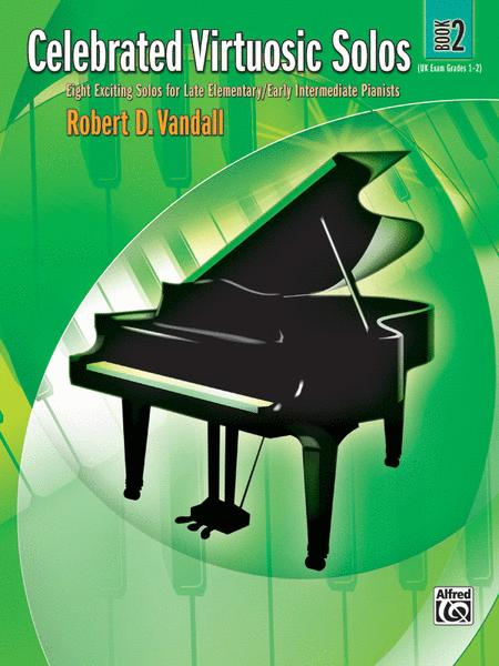 Celebrated Virtuosic Solos, Book 2