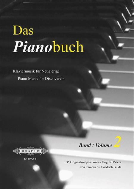 Das Pianobuch Volume 2
