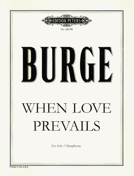 When Love Prevails