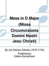 Mass in D Major (Missa Circumcisionis Domini Nostri Jesu Christi)