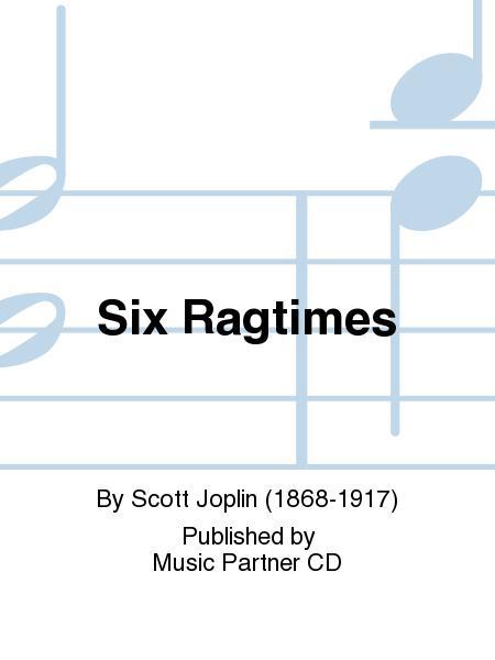 Six Ragtimes