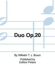 Duo Op. 20