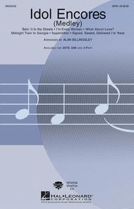 Idol Encores - ShowTrax CD
