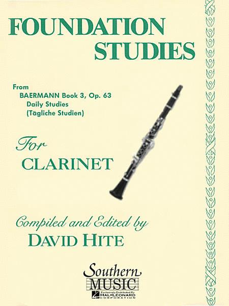 Foundation Studies, Op. 63