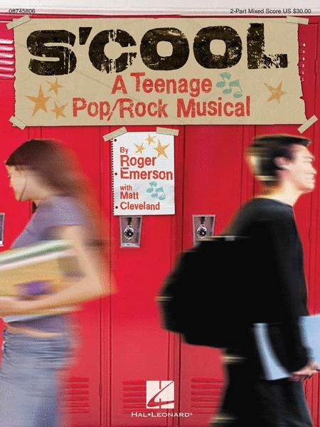 S'Cool: A Teenage Pop/Rock Musical - ShowTrax CD
