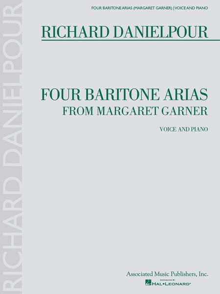 Four Baritone Arias from Margaret Garner