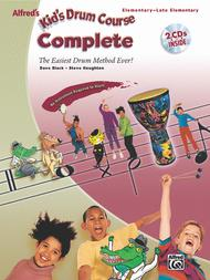Alfreds Kids Drum Course Complete