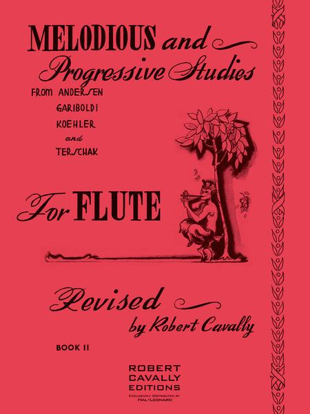 Melodious and Progressive Studies Book 2