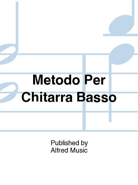 Metodo Per Chitarra Basso