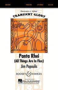 Panta Rhei (All Things Are in Flux)