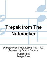 Trepak from The Nutcracker