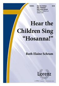 Hear the Children Sing