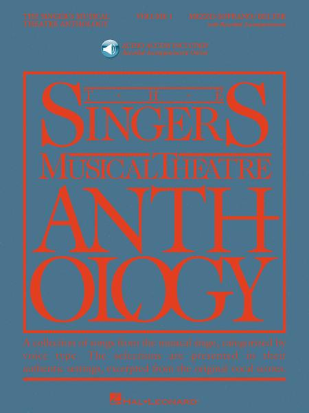 The Singer's Musical Theatre Anthology - Volume 1 - Mezzo-Soprano