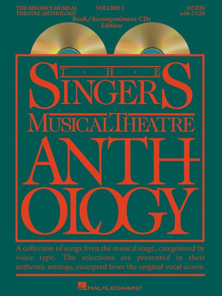 The Singer's Musical Theatre Anthology - Volume 1 - Vocal Duet