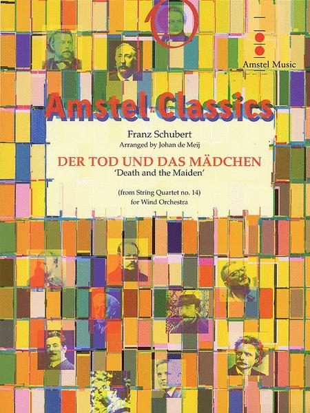 Der Tod und das Madchen (Death and the Maiden) (from String Quartet No. 14)