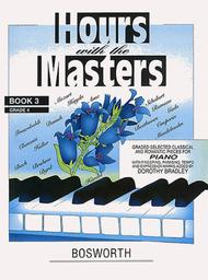 Hours with the Masters - Book 3, Grade 4