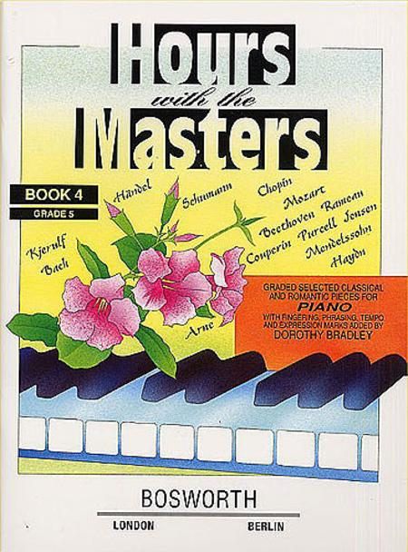 Hours with the Masters - Book 4, Grade 5