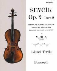 Viola Studies: School Of Bowing Technique Part 2