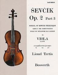 Viola Studies: School Of Bowing Technique Part 3