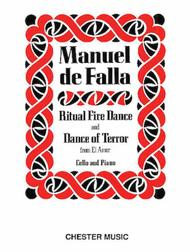 Dance of Terror and Ritual Fire Dance (El Amor Brujo)