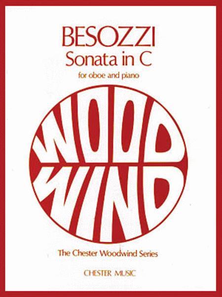 Sonata in C for Oboe and Piano