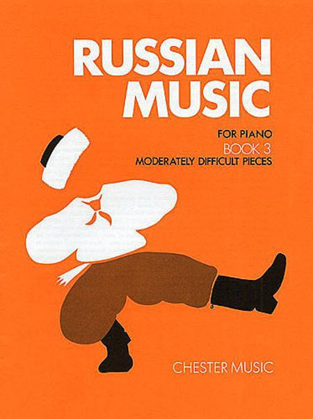 Russian Music for Piano - Book 3