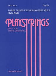 3 Tunes from Shakespeare's England