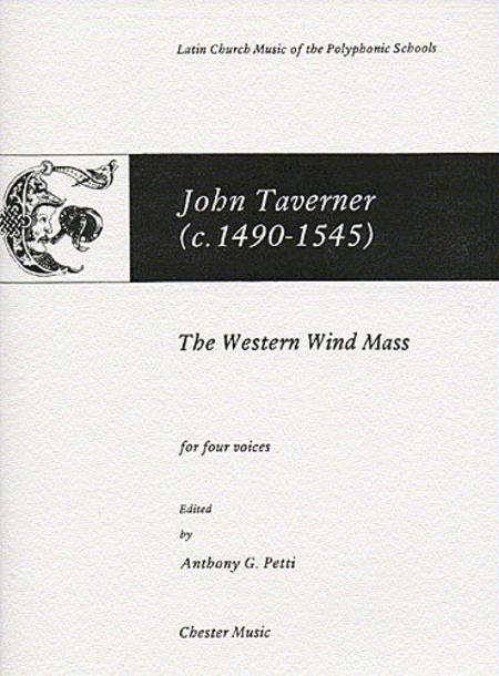 The Western Wind Mass