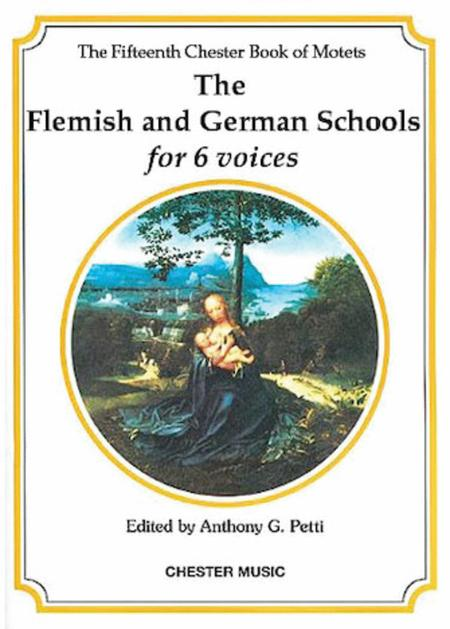 Chester Book of Motets Vol.15: Flemish and German