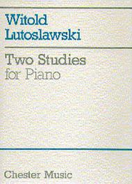 Two Studies for Piano