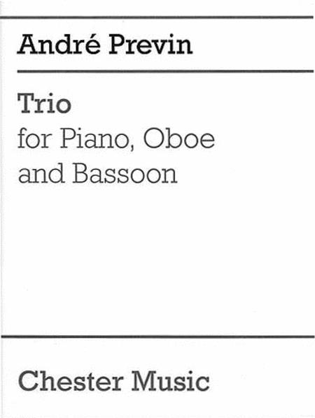 Trio For Piano, Oboe and Bassoon