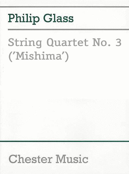 String Quartet No. 3 (Mishima)