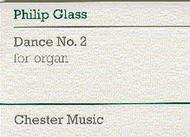 Dance No. 2 For Organ
