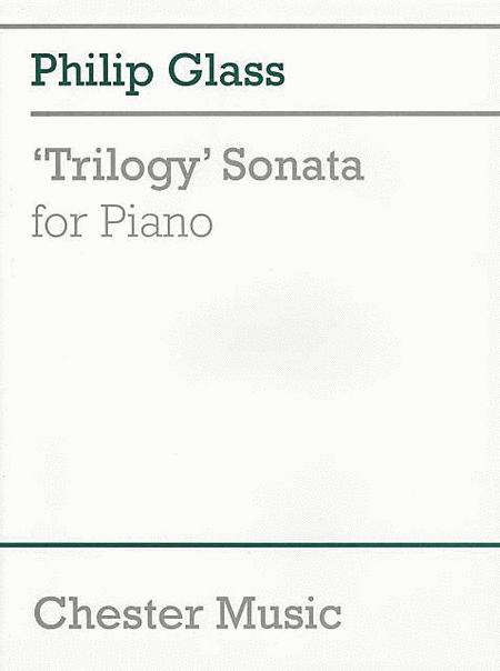 Trilogy Sonata for Piano