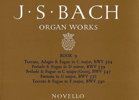 Organ Works - Book 9