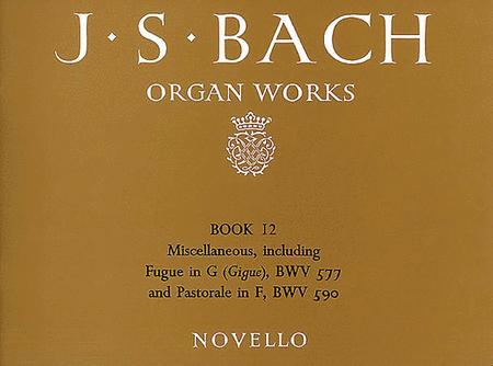 Organ Works - Book 12