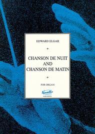 Chanson De Nuit And Chanson De Matin