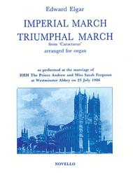 Imperial March and Triumphal March for Organ