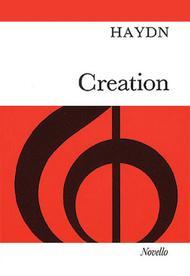 Creation - Vocal Score (Old Novello Edition)