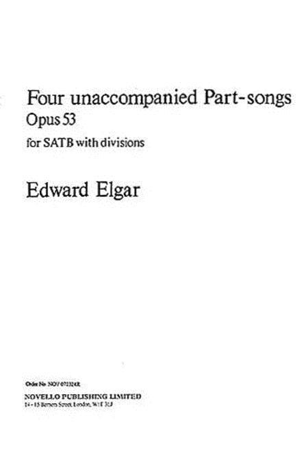 4 Unaccompanied Part-Songs