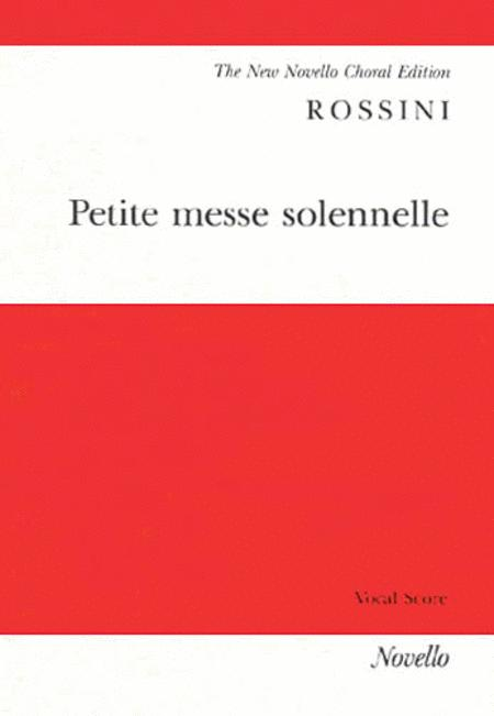 Petite Messe Solennelle
