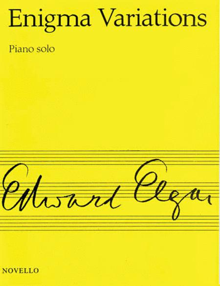 Enigma Variations Op. 36