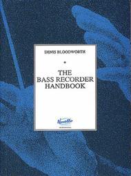 The Bass Recorder Handbook
