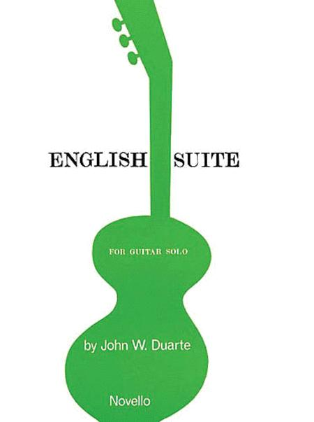 English Suite for Guitar