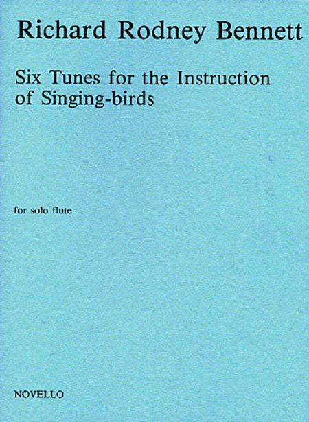 6 Tunes for the Instruction of Singing-Birds